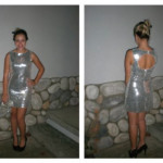 Chic of the Week: Karly's Sparkly Party Dress