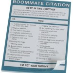 Ladylike Laws: The Roommate Rules