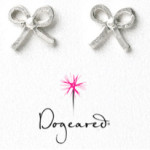 Giveaway: Win a Pair of Bow Earrings