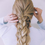 Hair How-To: Textured Double Braid