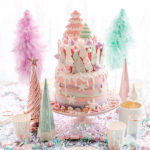 Party Planning: A Pink Candyland Christmas Get Together
