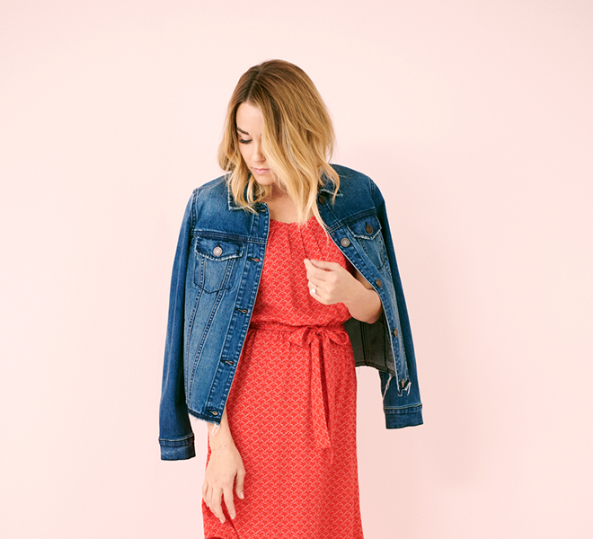 LC Lauren Conrad Valentine's Day Looks for Kohl's