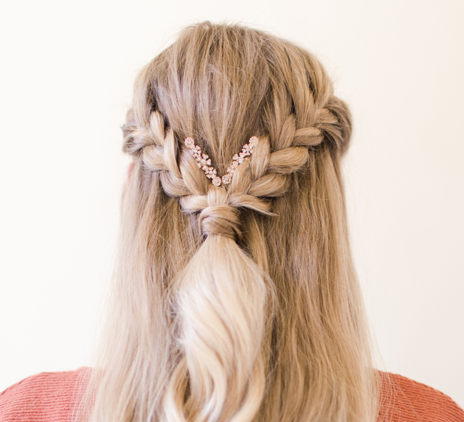 Embellished Boho Braids