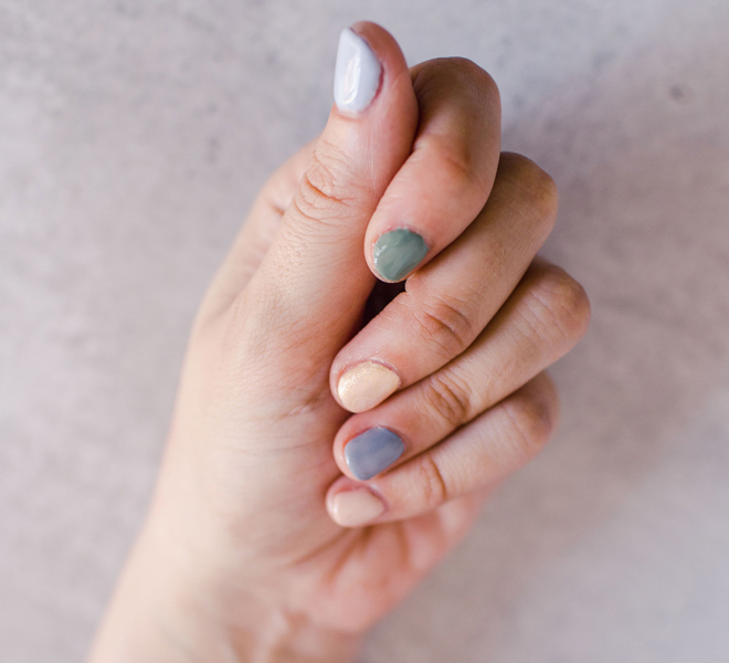 The Top 5 Spring Nail Polishes for Spring