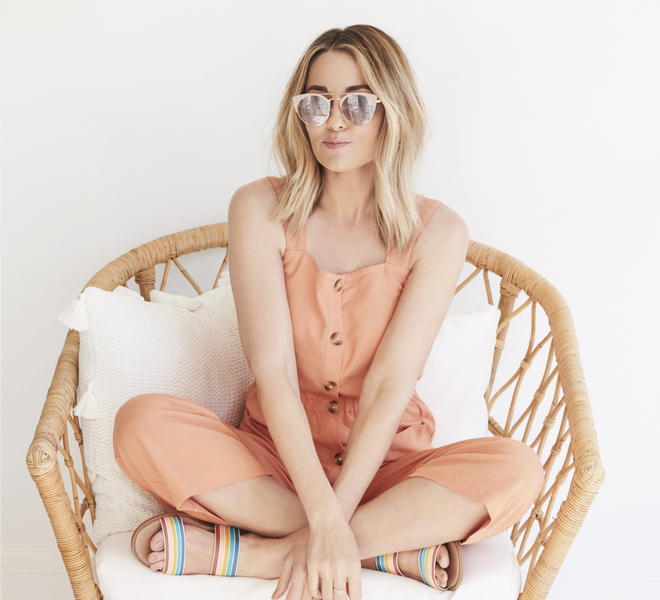 The Chicest Summer Trends According to LC Lauren Conrad Designer Conrad Courtney Kirwan