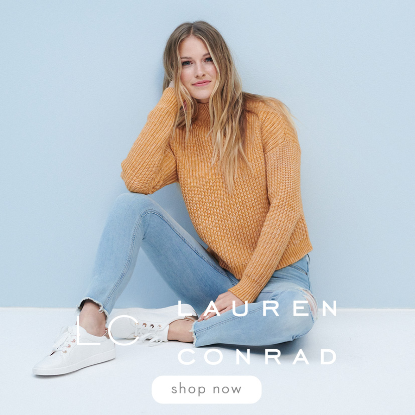 LC Lauren Conrad | Shop Now