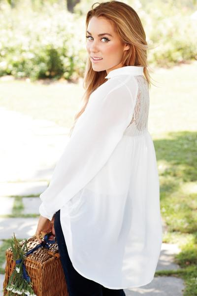 LC Lauren Conrad collection with Kohl's